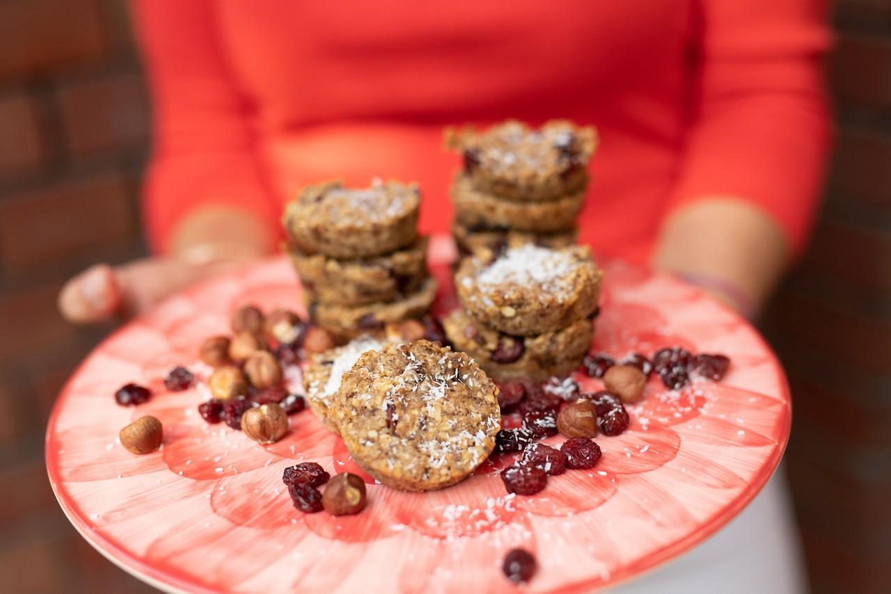 Kindermüsli Cookies