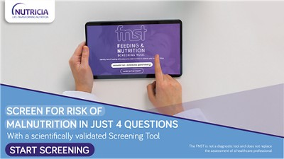 Feeding and Nutrition Screening Tool first scientifically validated online screening tool for children with cerebral palsy
