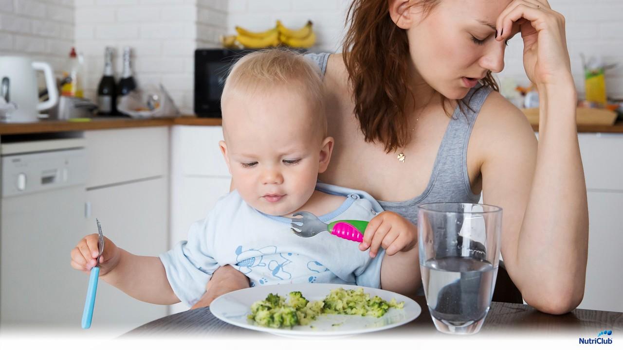 ребенок не хочет кушать брокколи