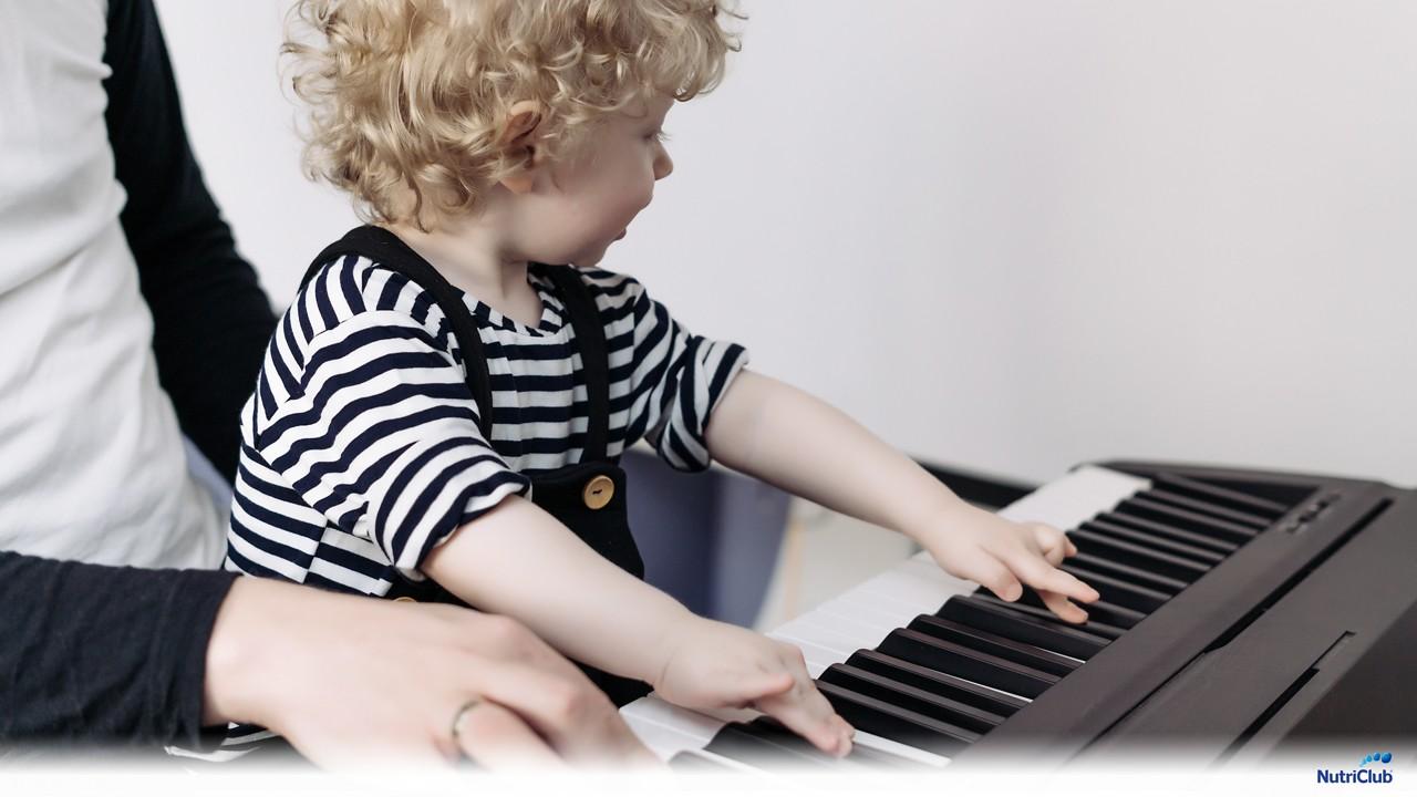Обучение игре на фортепиано для детей