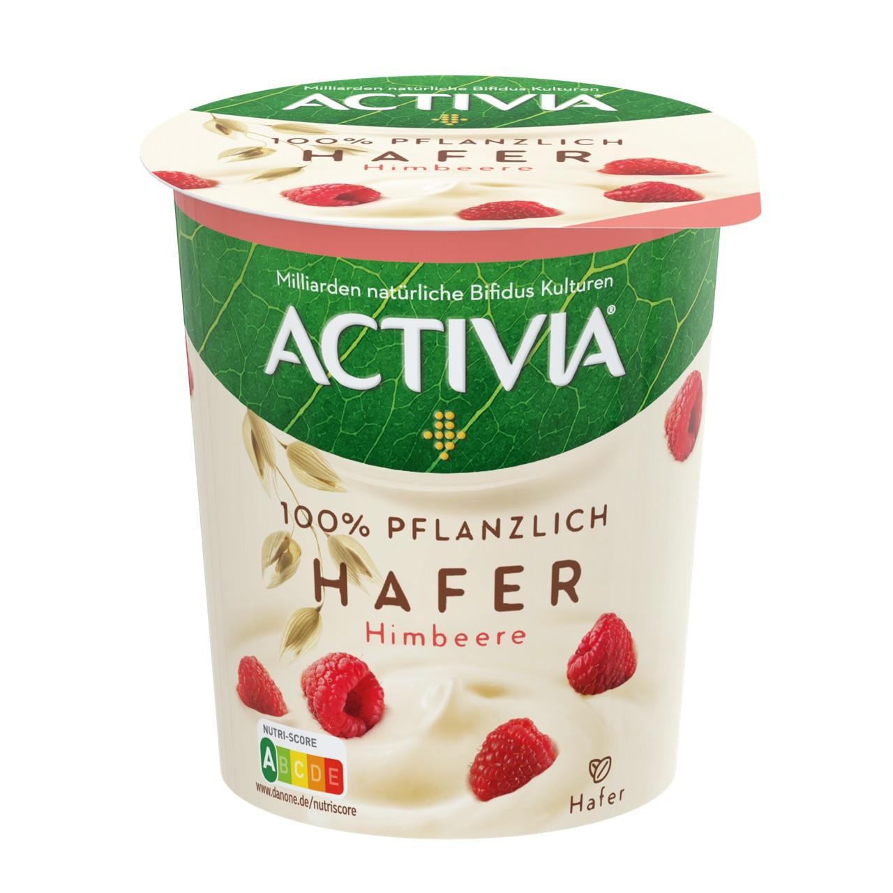 Acticia Joghurt jetzt auch rein pflanzlich auf Haferbasis