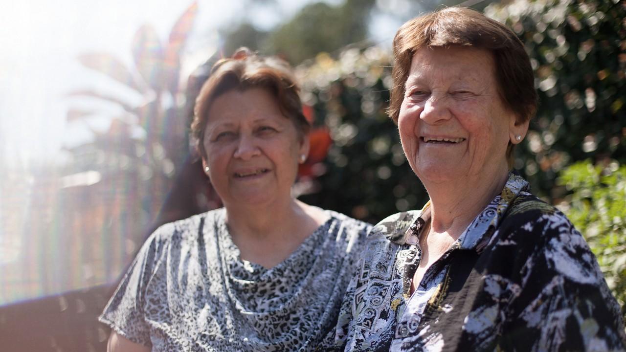Nutricia Souvenaid Brazil Patient Lourdes Carer Aparecida 20