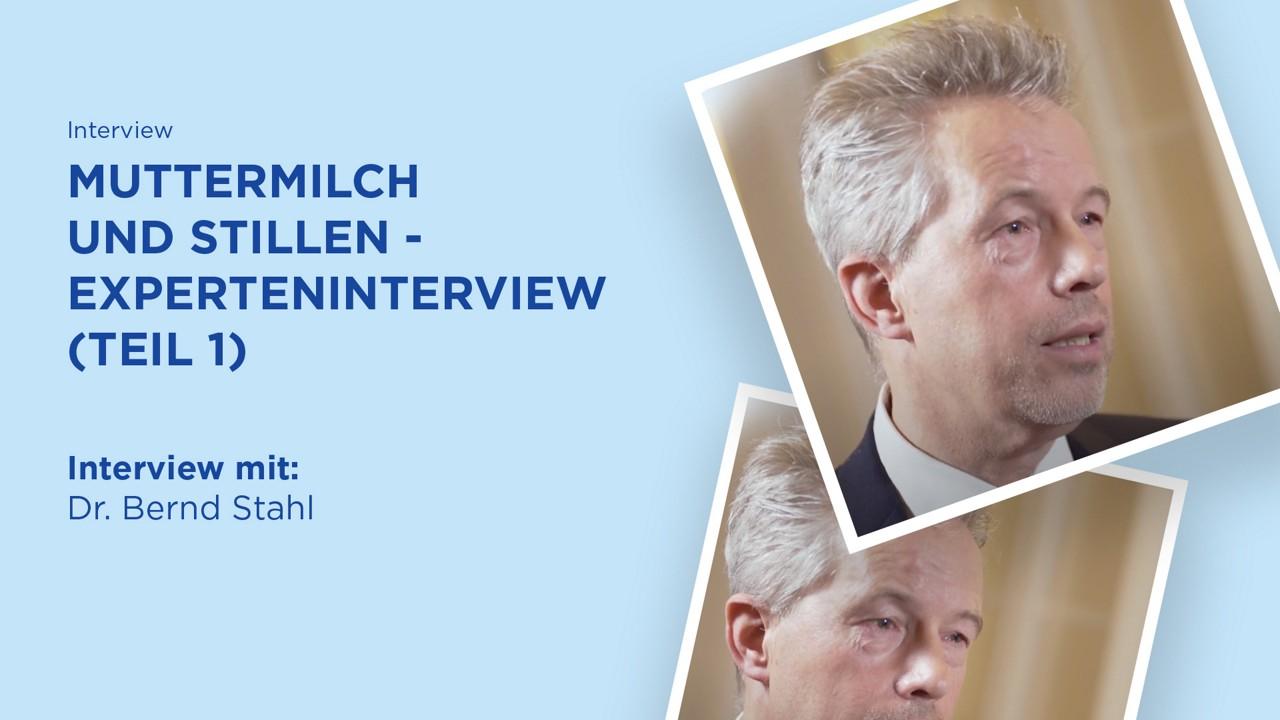 Experten Interview Dr.Bernd Stahl Teil 1