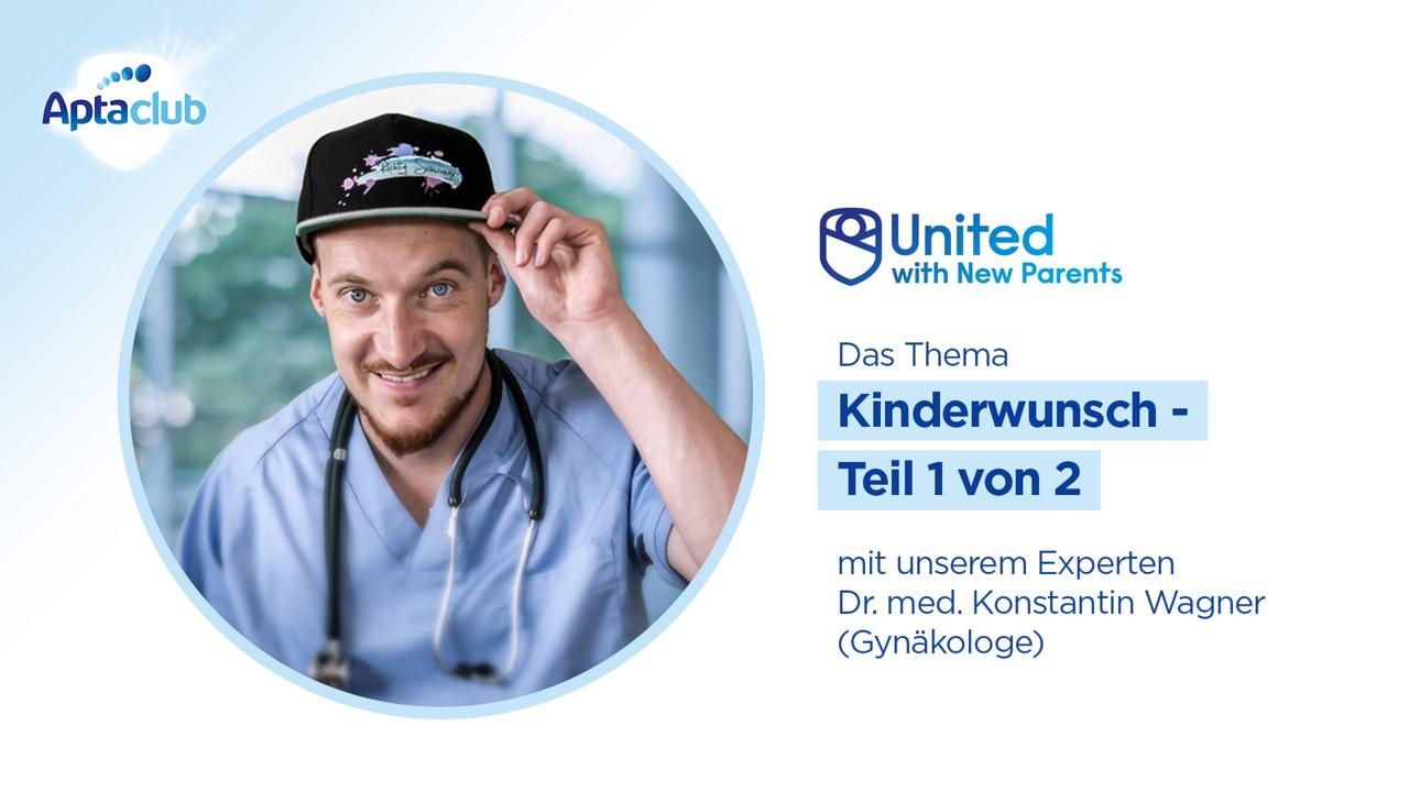 Experteninterview zum Thema Kinderwunsch mit Dr. Konstantin Wagner Teil 1