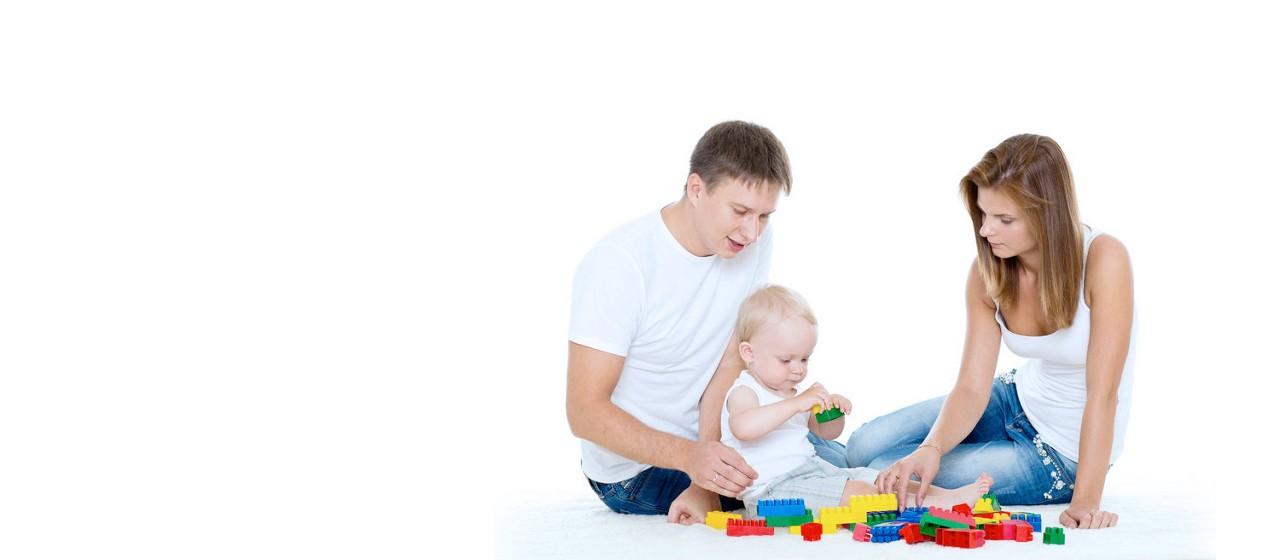 The baby development calendar for parents