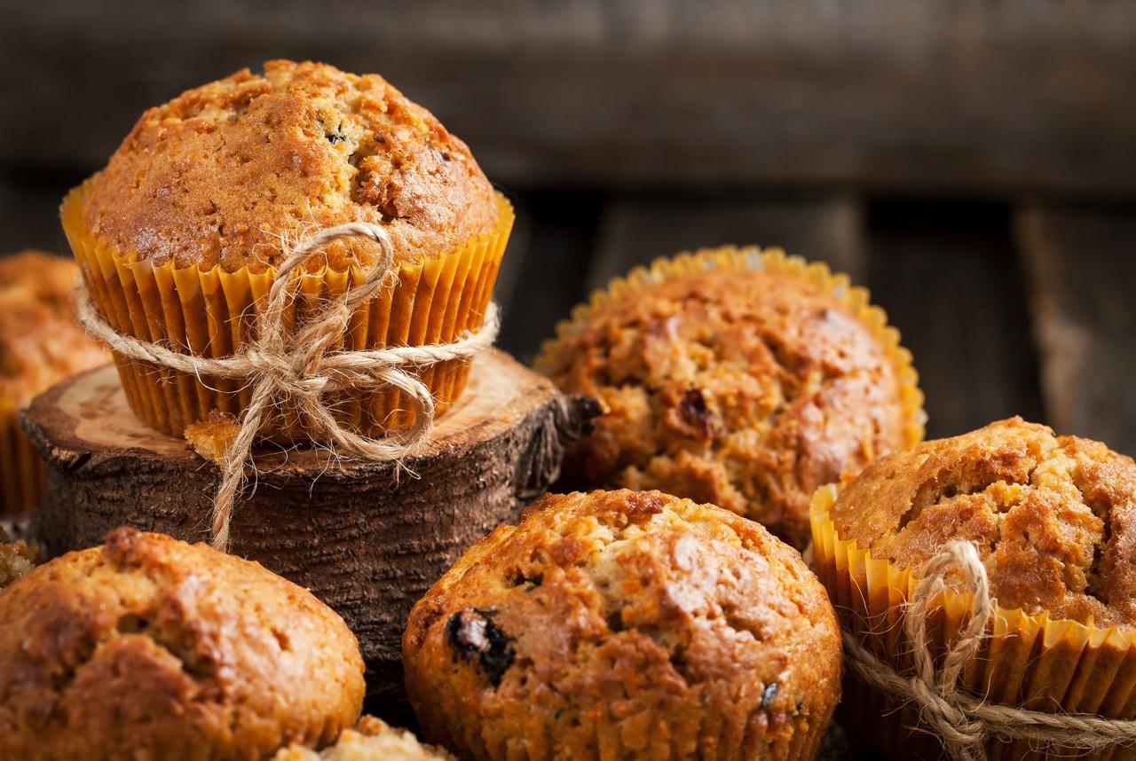Apfel-Karotten-Muffins