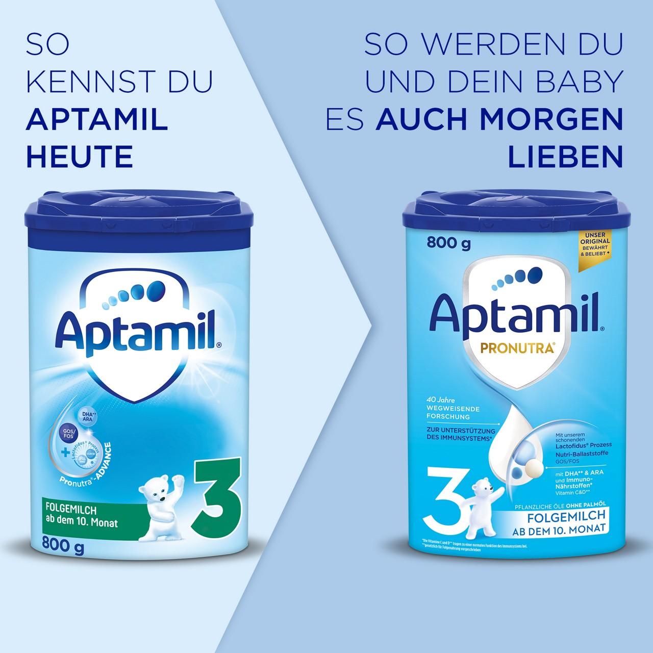 Aptamil 3 Pronutra