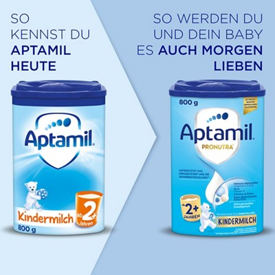 Kindermilch 2+ Transition 2021