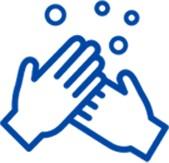 AptaGro article 7ways protect wash hands icon