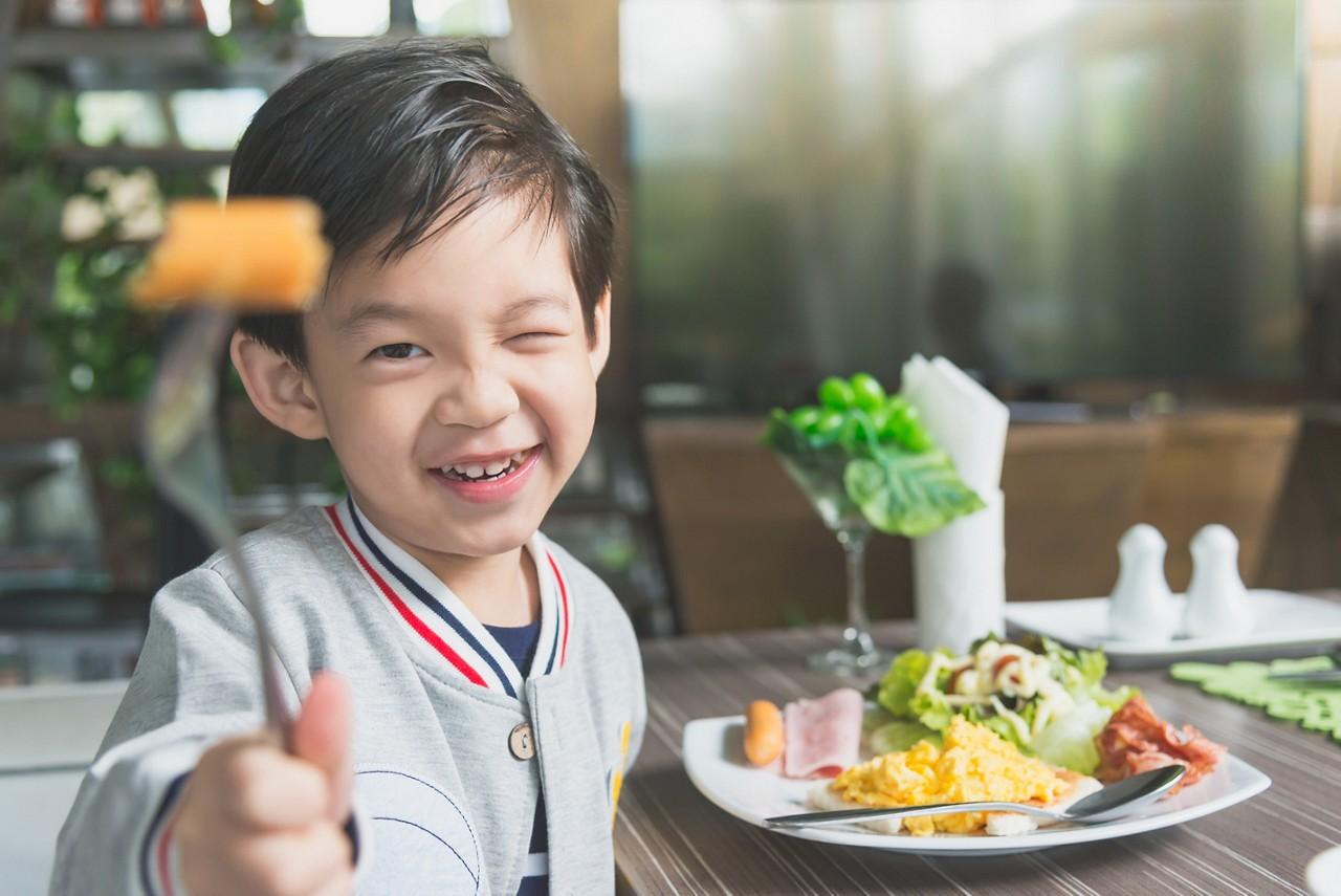 AptaGro boy lunchtime article website