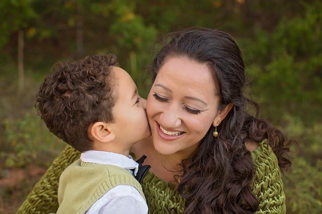 AptaGro mother son bonding article website