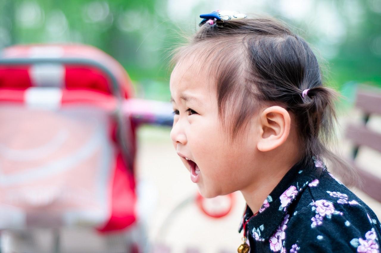 AptaGro screaming toddler article website
