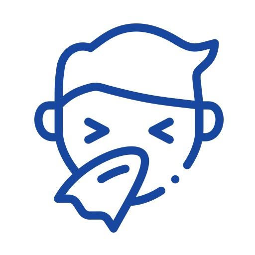 AptaGro sneezing icon