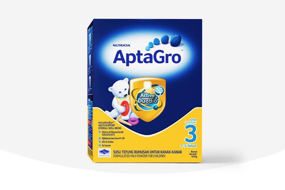 AptaGro step 3 thumb