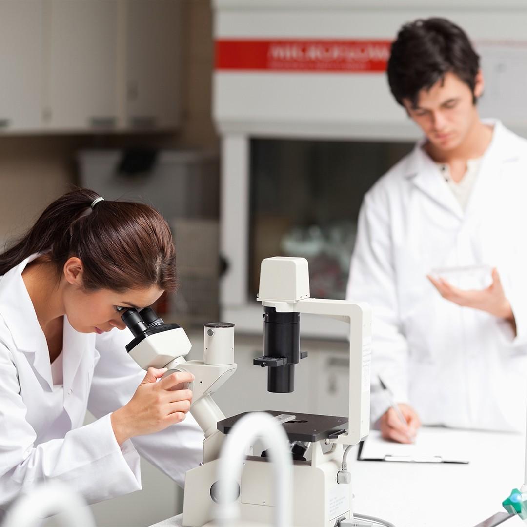 Aptamil Wissenschaftler