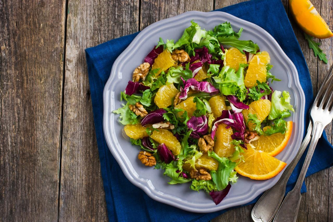 Правильное питание салат
