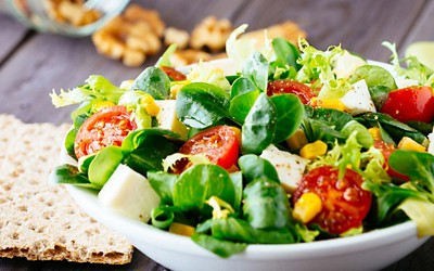 Eating well in pregnancy banner