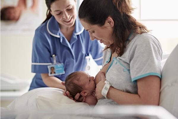 Wie verläuft die Geburt