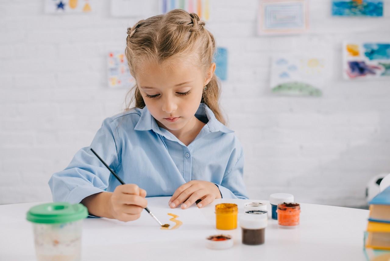 Ребенок пошел в детский сад