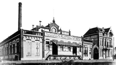 Historia Fabrica Laticinios 1924