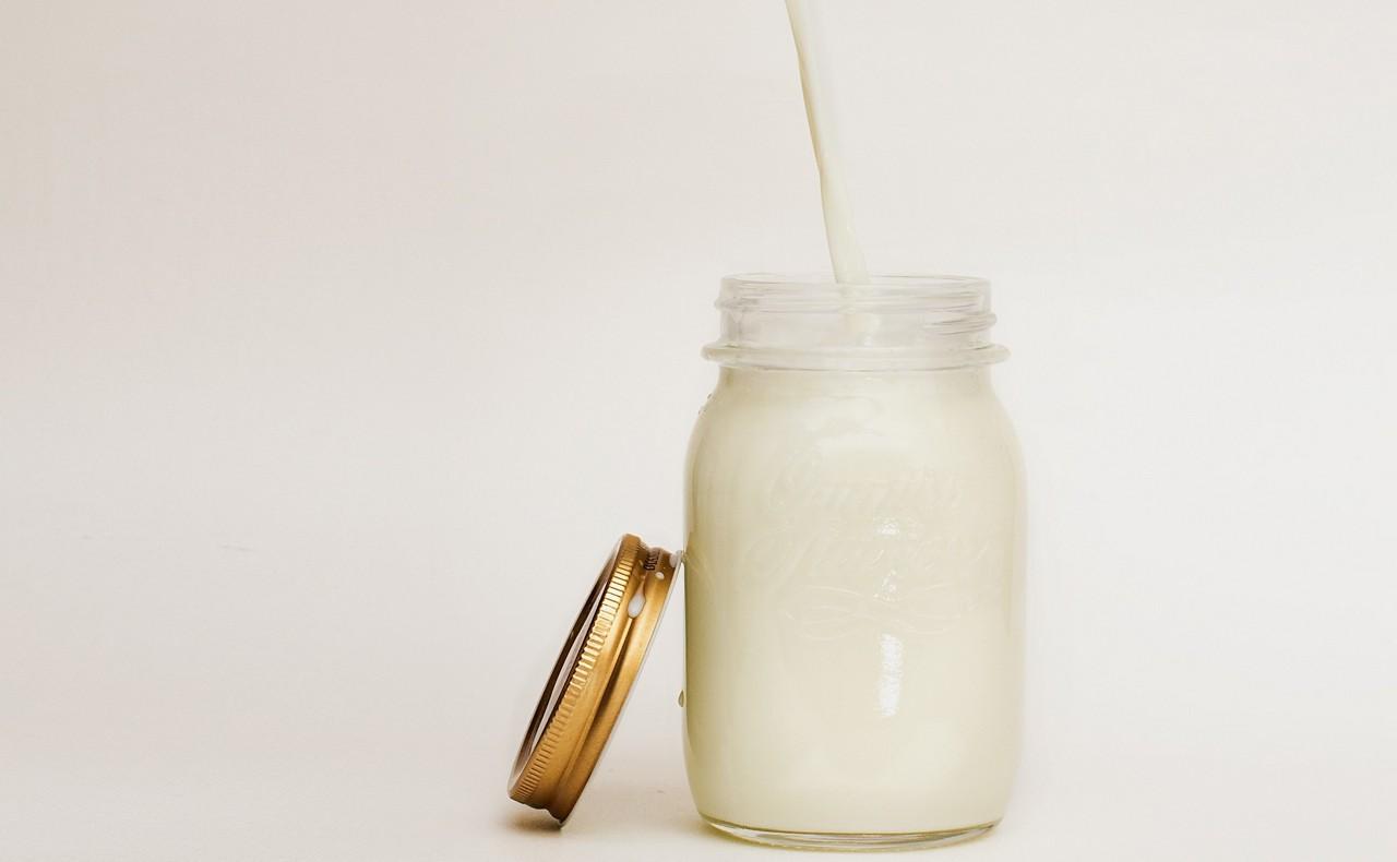 Молоко вызывает аллергию