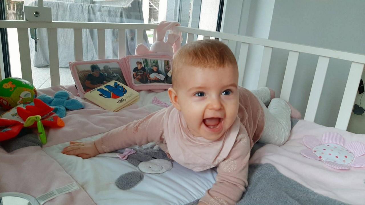 Milupa DE baby nora