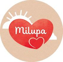 Milupa DE kreis logo instagram style
