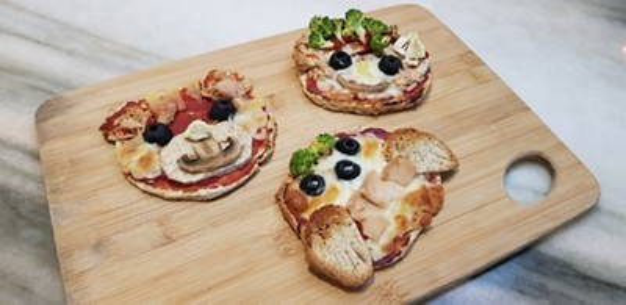 mini-animal-pizza-baked