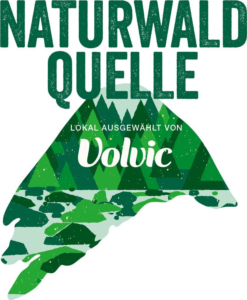 Volvic Naturwald quelle Mineralwasser