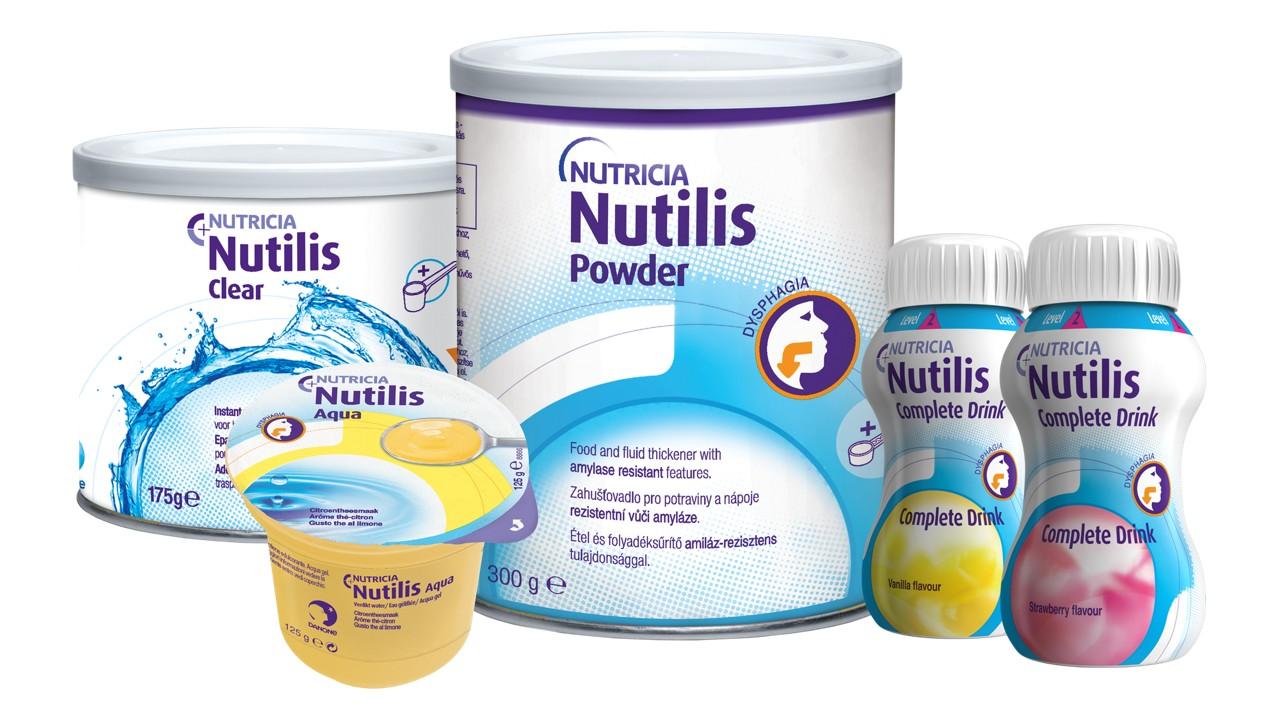 Nutilis range