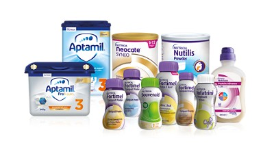 Nutricia endorsed products2