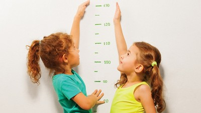 Nutricia pediatric DRM growth child weight height charts