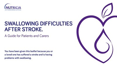 Nutricia stroke dysphagia swallong difficulties guide horizontal 3840 2160px