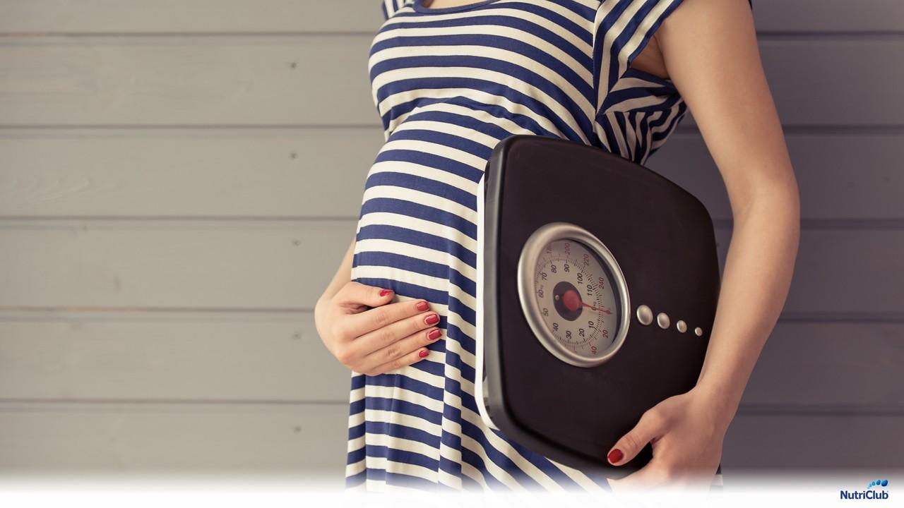 прибавка веса у беременных