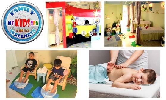 readingcorner massage children