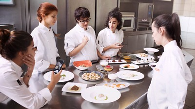 Stroke food chefs cooking 3840px