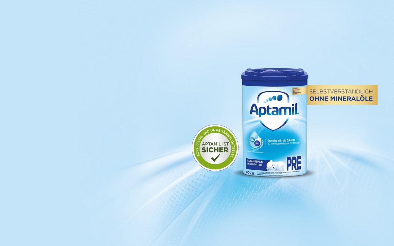 Aptamil ist sicher