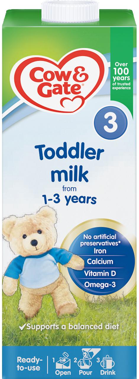Growing up toddler milk