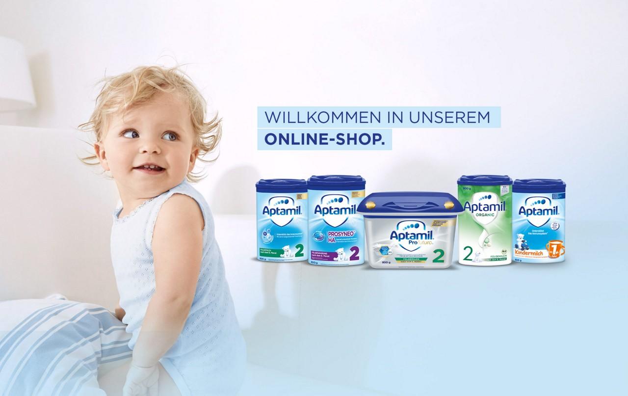 Aptamil online kaufen