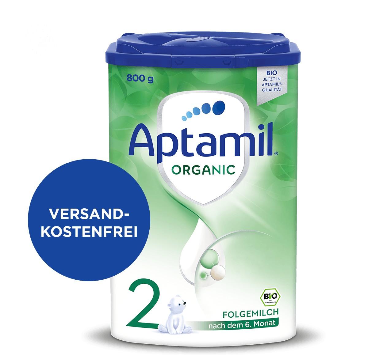 Aptamil Organic Pre