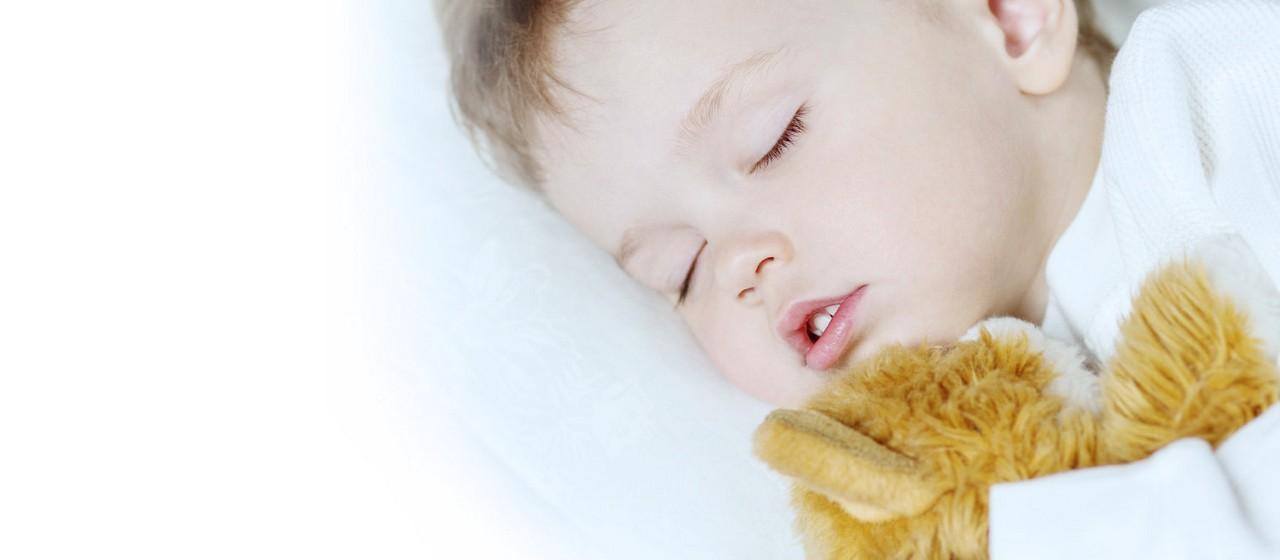 Baby sleep pattern masthead