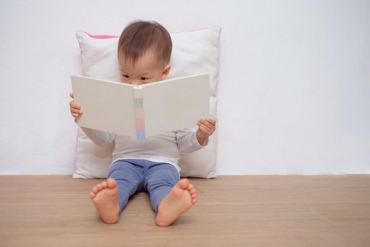 Bebe livro