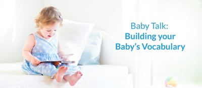 Building your baby vocabulary masthead