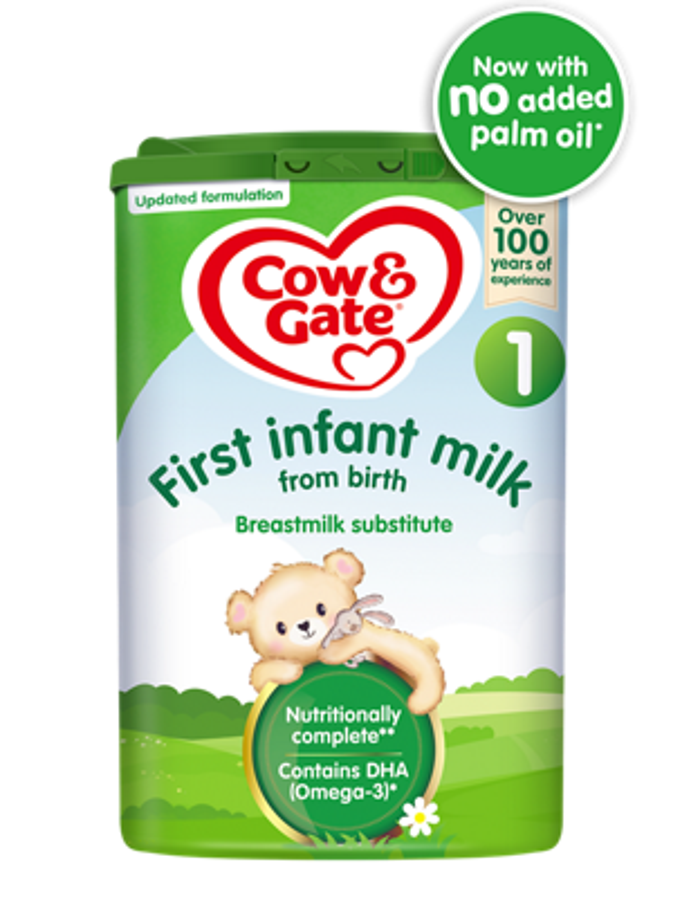 First infant milk