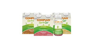 Complan ready to drink range