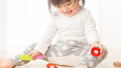 Early childhood imprinting toddler masthead