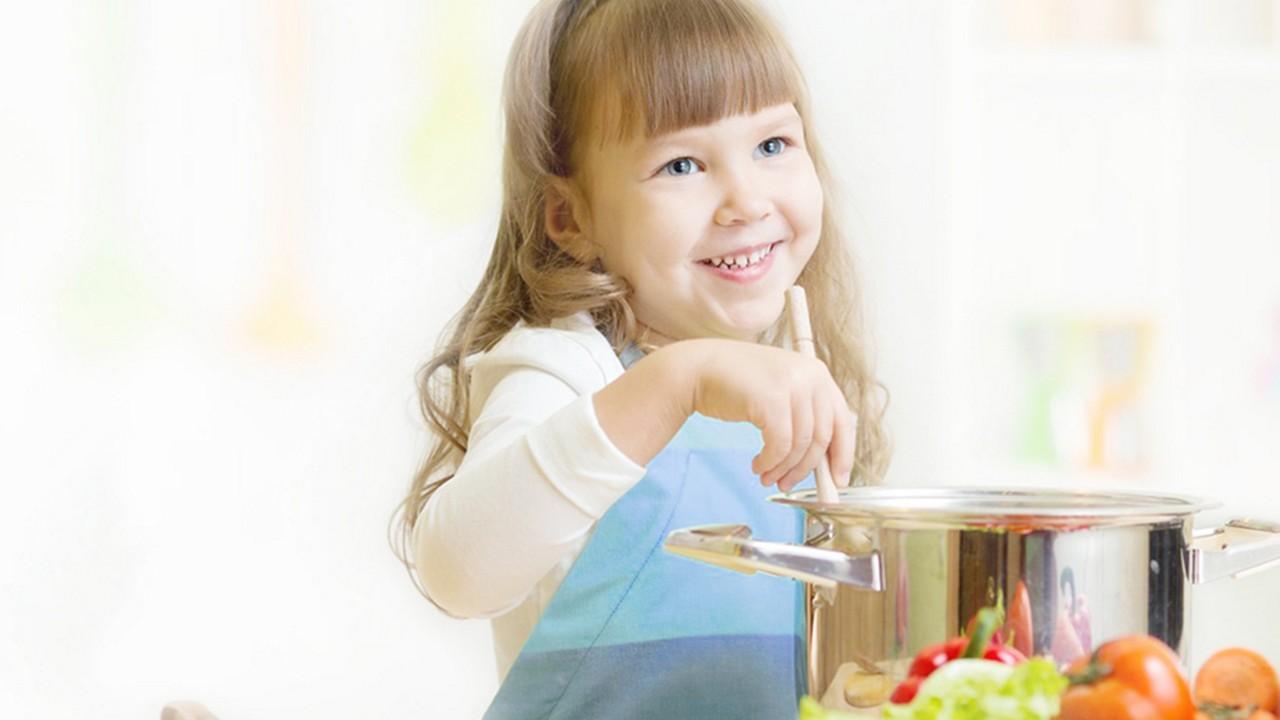 Ideal child nutrition masthead