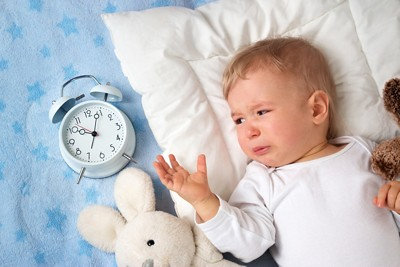 One year old alarm