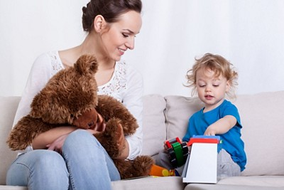 Preparing your house for your baby banner