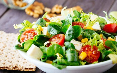 Your partners healthy eating in pregnancy banner